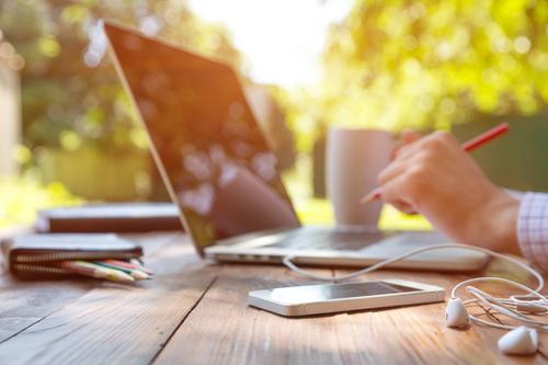 Ons inhuren voor het schrijven van een blog