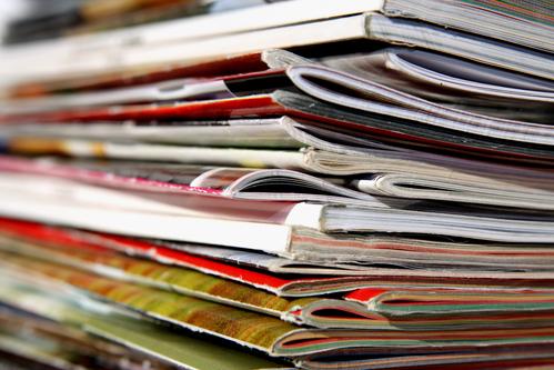 Persbericht tijdschriften